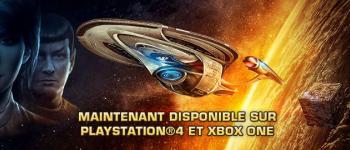 Star Trek Online sur les consoles PS4 et Xbox one