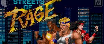 Streets of Rage devient gratuit sur IOS et Android - Sega Forever