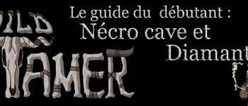 Wild Tamer, guide du débutant: Nécro cave et Diamants