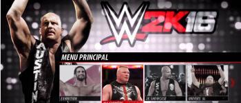 Jeu WWE 2K16 offert : Xbox Live Gold août 2016