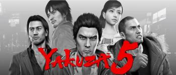 Yakuza 5 gratuit en août 2016 : PlayStation Plus