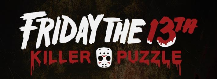 Vendredi 13 : Puzzle assassin, jeu de réflexion sur mobile