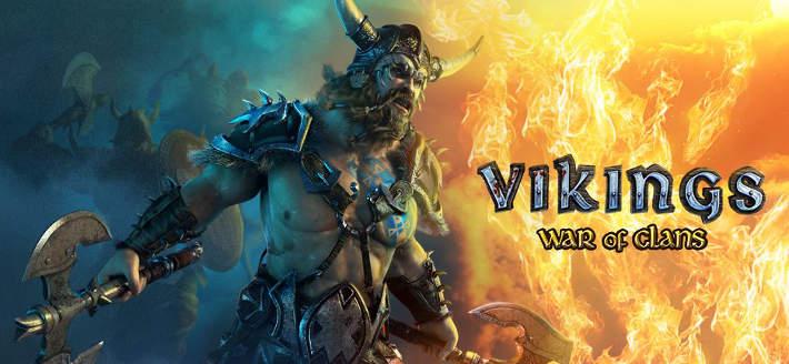 jeu Vikings: War of Clans