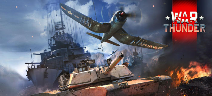 Jeu War Thunder