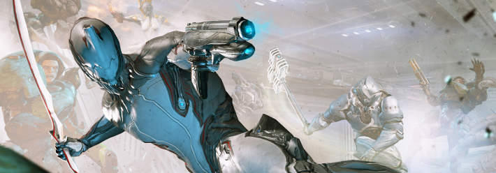 Warframe - PC, PS4 et Xbox One