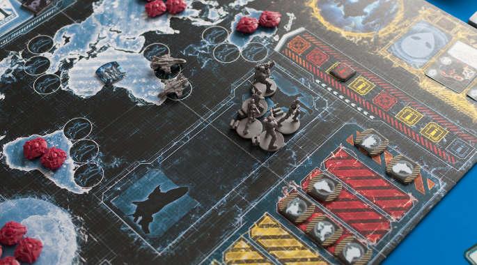 XCOM le jeu de plateau