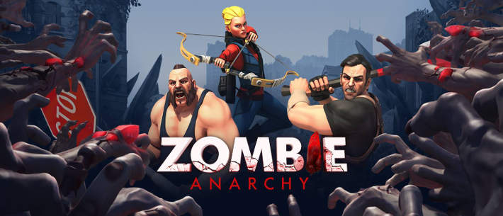 Jeu Zombie Anarchy de Gameloft